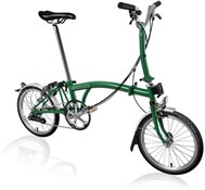 Brompton M6L - Racing Green 2020 - Folding Bike