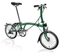 Brompton S3L - Racing Green 2020 - Folding Bike