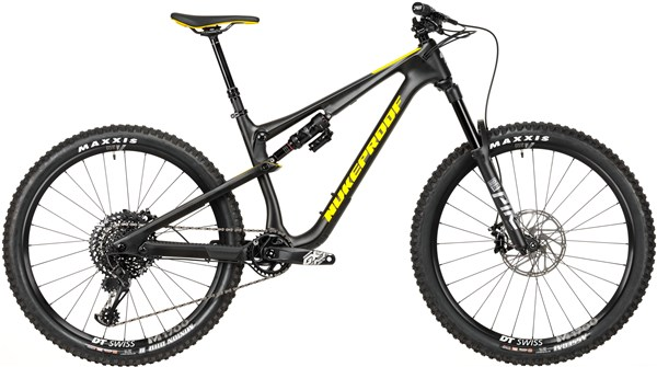 "Nukeproof Reactor 275 Pro GX Eagle 27.5"" Mountain Bike 2020 - Trail Full Suspension MTB"
