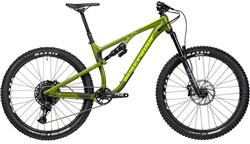 "Product image for Nukeproof Reactor 275 Expert NX Eagle 27.5"" Mountain Bike 2020 - Trail Full Suspension MTB"