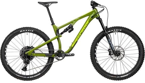 "Nukeproof Reactor 275 Expert NX Eagle 27.5"" Mountain Bike 2020 - Trail Full Suspension MTB"