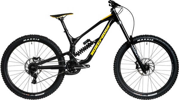 "Nukeproof Dissent 275 Comp GX DH 27.5"" Mountain Bike 2020 - Downhill Full Suspension MTB"