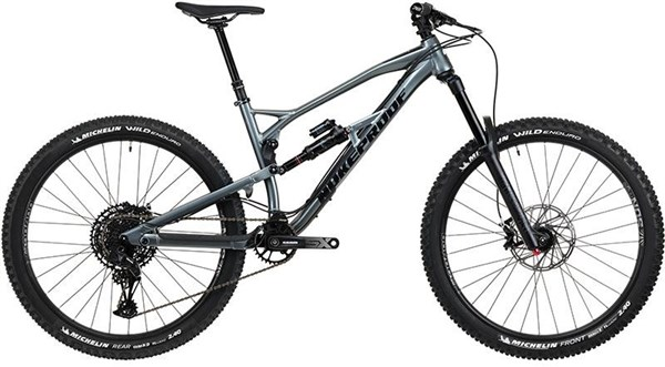 "Nukeproof Mega 275 Comp SX Eagle 27.5"" Mountain Bike 2020 - Enduro Full Suspension MTB"