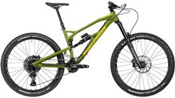 "Nukeproof Mega 275 Expert NX Eagle 27.5"" Mountain Bike 2020 - Enduro Full Suspension MTB"