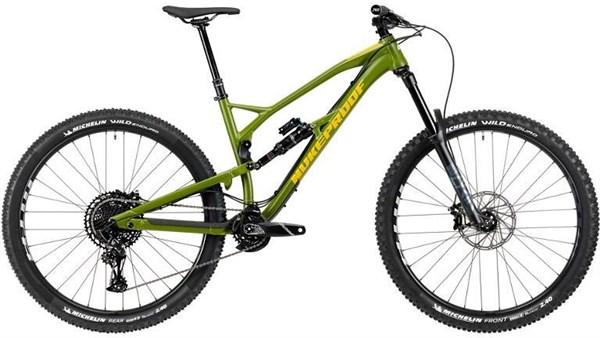 "Nukeproof Mega 290 Expert NX Eagle 29"" Mountain Bike 2020 - Enduro Full Suspension MTB"