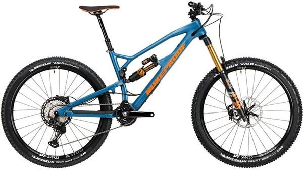 """Nukeproof Mega 275 Factory Carbon XT 27.5"""" Mountain Bike 2020 - Enduro Full Suspension MTB"""