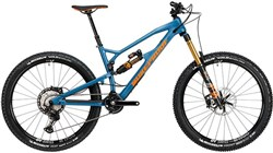 "Nukeproof Mega 275 Factory Carbon XT 27.5"" Mountain Bike 2020 - Enduro Full Suspension MTB"