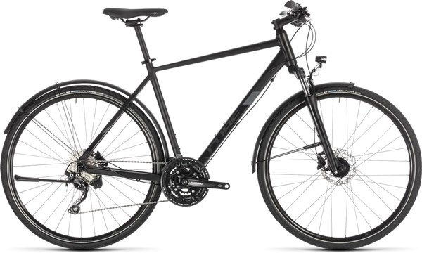 Cube Nature EXC Allroad - Nearly New - 46cm 2019 - Hybrid Sports Bike