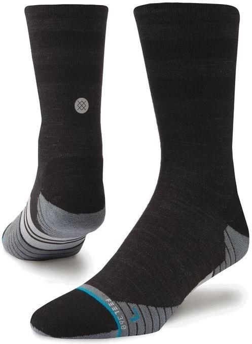 Stance Bike Solid Wool Crew Cycling Socks | Socks