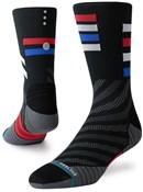 Stance Travel Crew Cycling Socks