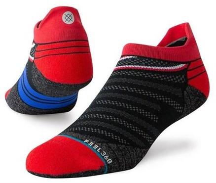 Stance Slanted Tab Running Socks