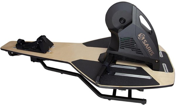 Saris H3 Silent Smart Turbo Trainer & MP1 System