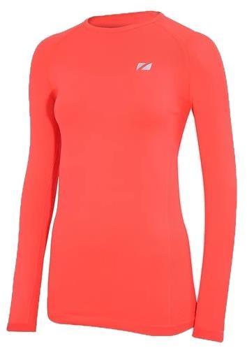 Zone3 Womens Long Sleeve Seamless Baselayer Top | Svedtøj og undertøj