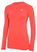 Zone3 Womens Long Sleeve Seamless Baselayer Top