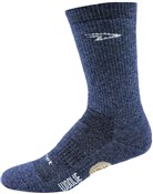 "Product image for Defeet Woolie Boolie Comp 6"" Cuff D-Logo Socks"