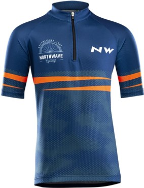 Northwave Origin Junior Short Sleeve Cycling Jersey