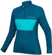 Endura FS260-Pro Jetstream Womens Long Sleeve Jersey II