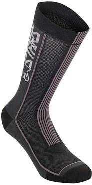 "Alpinestars Summer Socks 22"" Cuff"