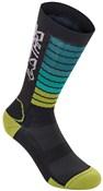 """Alpinestars Drop Socks 22"""" Cuff"""