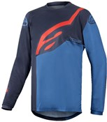 Alpinestars Racer Factory Youth Long Sleeve Jersey