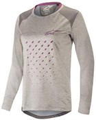 Product image for Alpinestars Stella Alps 6.0 Womens Long Sleeve Jersey