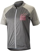 Alpinestars Stella Trail Full Zip Womens Short Sleeve Jersey