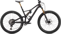 "Specialized S-Works Stumpjumper Carbon 29"" Mountain Bike 2020 - Trail Full Suspension MTB"