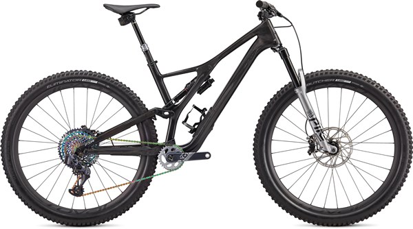 "Specialized S-Works Stumpjumper Carbon Sram AXS 29"" Mountain Bike 2020 - Trail Full Suspension MTB"