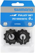 Shimano RD-6800 Guide and Tension Pulley Set