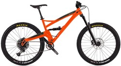 "Orange Five S 27.5"" Mountain Bike 2020 - Trail Full Suspension MTB"