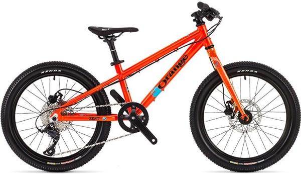 Orange Zest 20w 2020 - Kids Bike