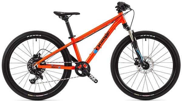 Orange Zest 24w 2020 - Junior Bike