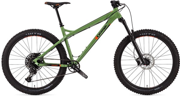 "Orange Crush Comp 27.5"" Mountain Bike 2020 - Hardtail MTB"