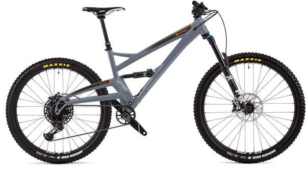 "Orange Switch 6 Pro 29""/27.5"" Mountain Bike 2020 - Enduro Full Suspension MTB"