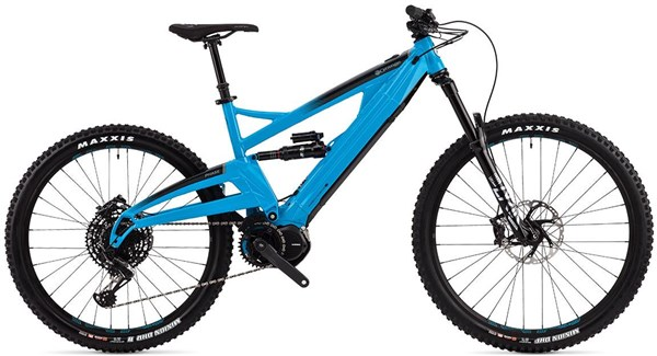 "Orange Phase RS 29""/27.5"" 2020 - Electric Mountain Bike"