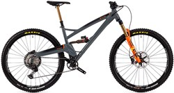 "Orange Stage 5 Factory 29"" Mountain Bike 2020 - Trail Full Suspension MTB"