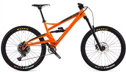 "Orange Alpine 6 S 27.5"" Mountain Bike 2020 - Enduro Full Suspension MTB"