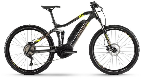 "Haibike Sduro Fullseven 1.0 27.5"" 2020 - Electric Mountain Bike"