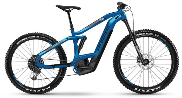 "Haibike Xduro Allmtn 3.0 29""/27.5"" 2020 - Electric Mountain Bike"