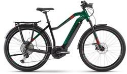 "Haibike Sduro Trekking 8.0 Womens  27.5"" 2020 - Electric Mountain Bike"