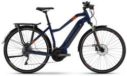 Haibike Sduro Trekking 5.0 Womens 2020 - Electric Mountain Bike