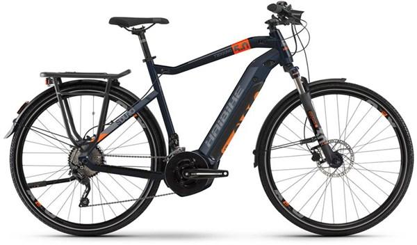 Haibike Sduro Trekking 5.0 2020 - Electric Mountain Bike