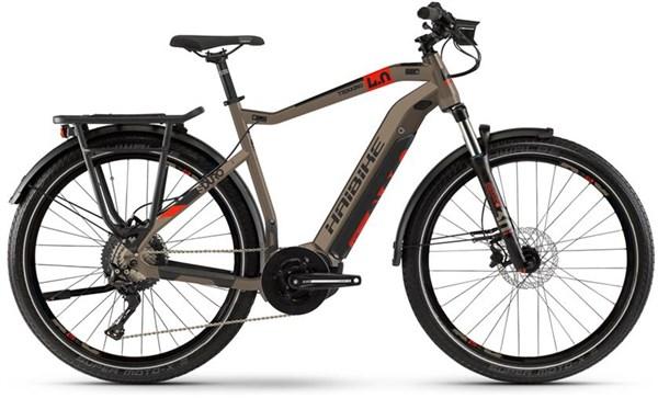 """Haibike Sduro Trekking 4.0 27.5"""" 2020 - Electric Mountain Bike"""