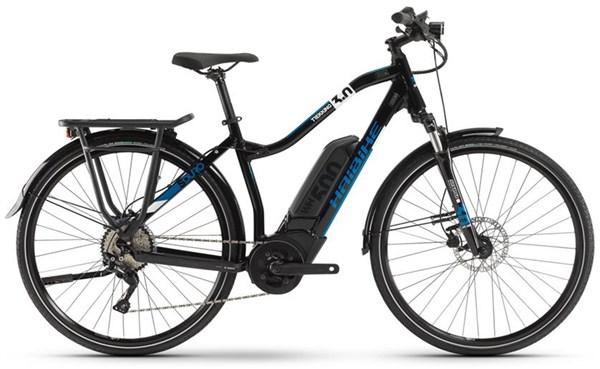Haibike Sduro Trekking 3.0 Womens 2020 - Electric Mountain Bike