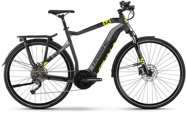 Haibike Sduro Trekking 2.5 2020 - Electric Mountain Bike