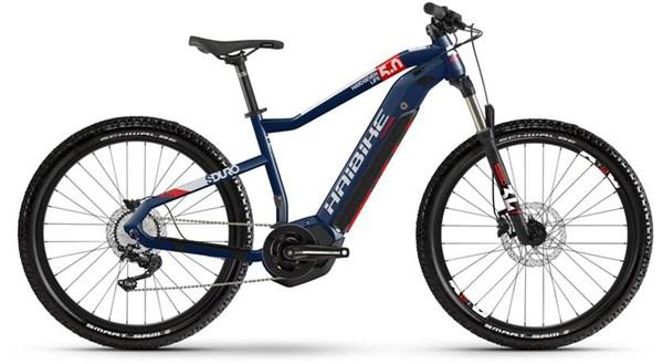 "Haibike Sduro Hardseven Life 5.0  27.5"" 2020 - Electric Mountain Bike"