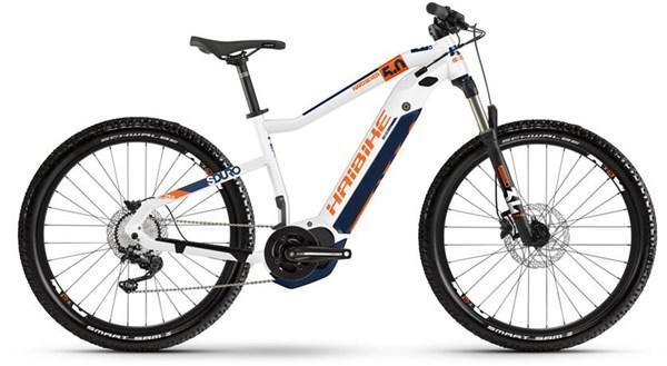 "Haibike Sduro Hardseven 5.0 27.5"" 2020 - Electric Mountain Bike"