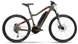 "Haibike Sduro Hardseven 4.0 27.5"" 2020 - Electric Mountain Bike"