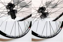 "Momentum Wheels Sub Zero/Shimano 475 26"" Wheelset"