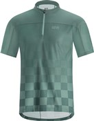 Product image for Gore C3 Chess Zip Short Sleeve Jersey